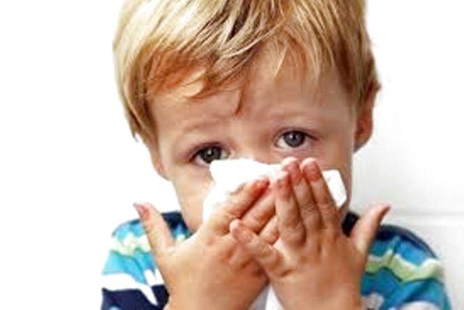 Статистика хворих на грип:  за тиждень — більше 5 тисяч дітей