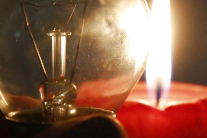 Де В Козятині не буде світла?