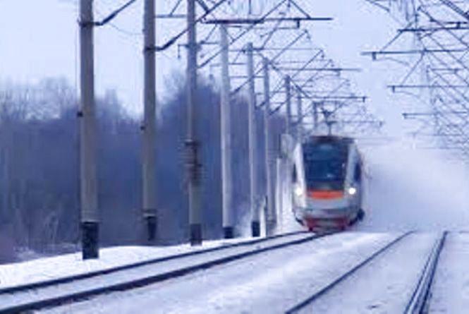 Швидкісний поїзд здійснить додаткові рейси з Києва до Харкова та зворотно під час різдвяних і новорічних свят