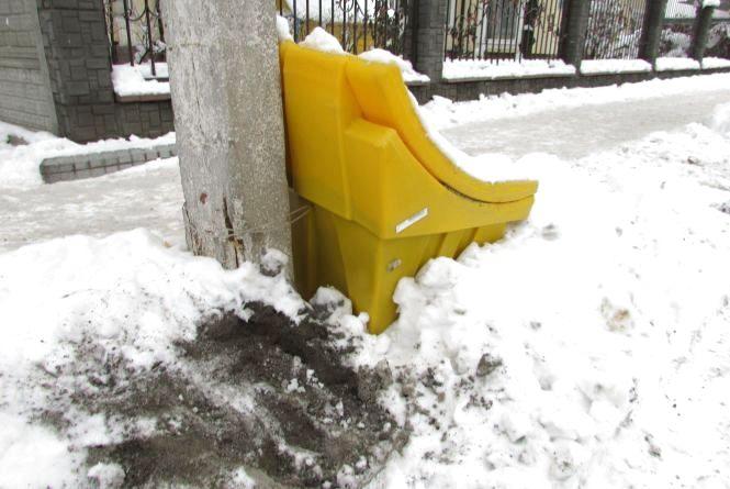 Балада про жовті контейнери