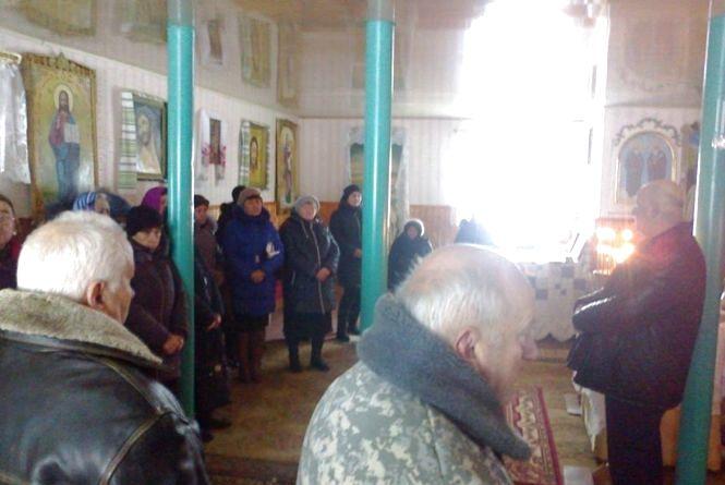 У Пузирках приєдналися до помісної православної церкви