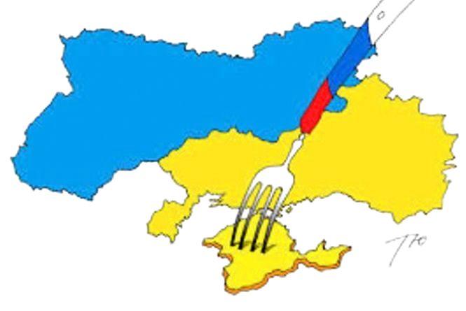 Життя українців у Криму стало неможливим