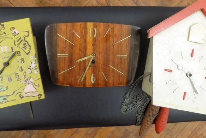 В музеї міста збирається колекція старовинних годинників