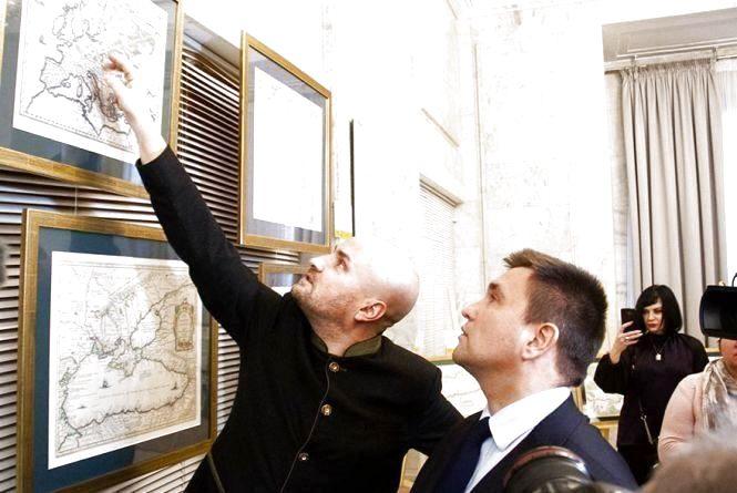 Карти не перепишеш! Як вінничанин спростував аргументи росіян про «старшого брата»