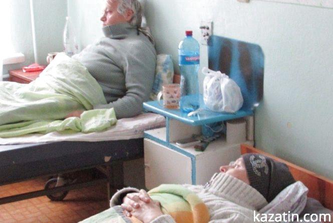 Геноцид: страждають хворі, немічні, діти, працівники