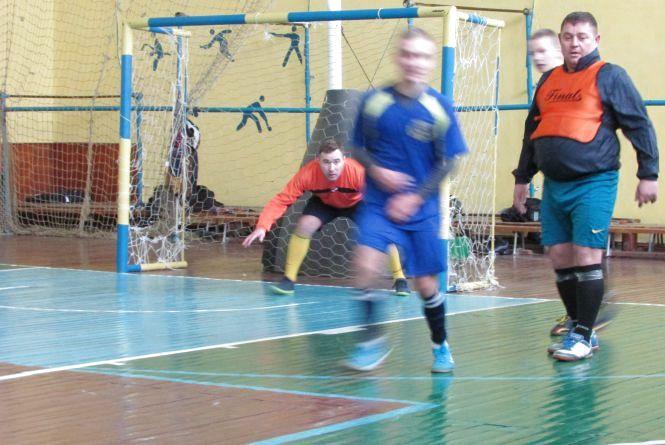 Кубок Козятина з футзалу вийшов на фінішну пряму
