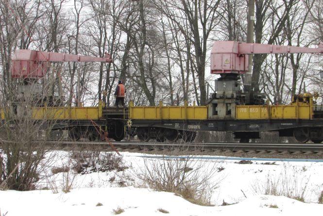 Будні залізничників