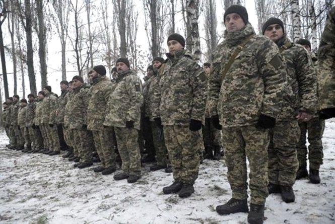 Контрактники з Вінниччини поповнять бойові бригади ЗСУ - Міноборони