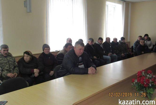 Рейдерський напад на село Миколаївка Козятинського району