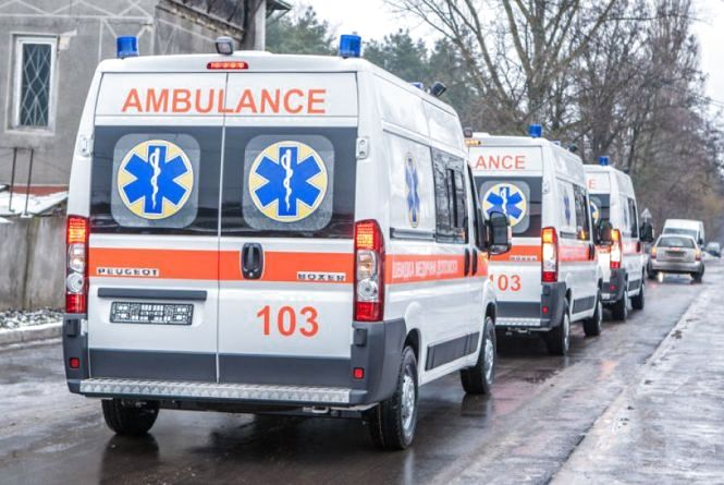 Вінниччина очікує сотню медичних автомобілів від уряду