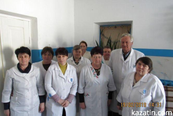 Репортаж про стан медицини  Самгородоцького краю (Відео оригінальне не редаговувалось)