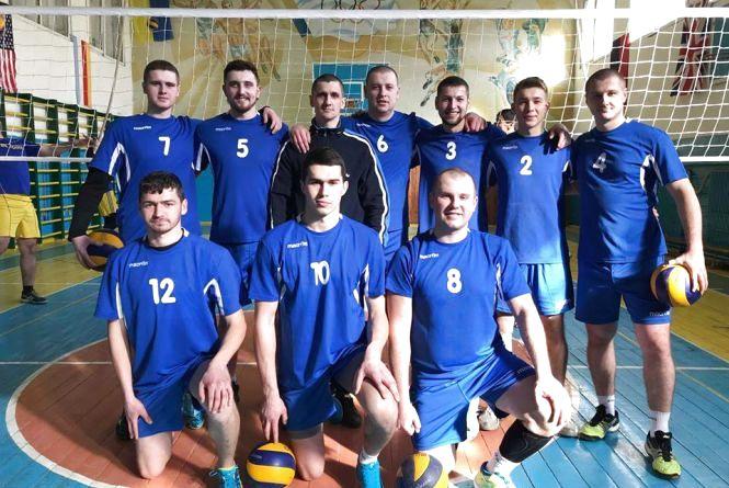 Волейболісти Козятинського району пробилися до фінальної стадії
