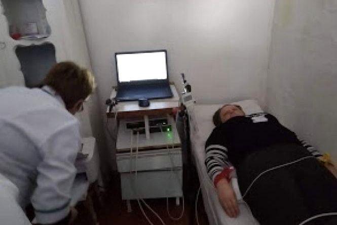 Ситуація з медобслуговуванням в Самгородку