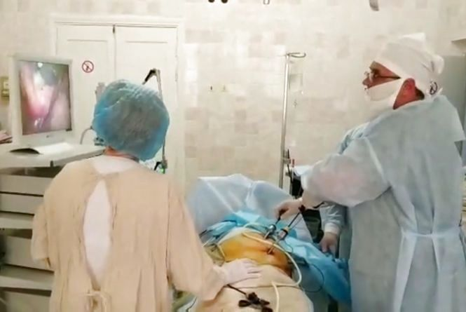 Козятинські лікарі за допомогою новітніх технологій рятують життя
