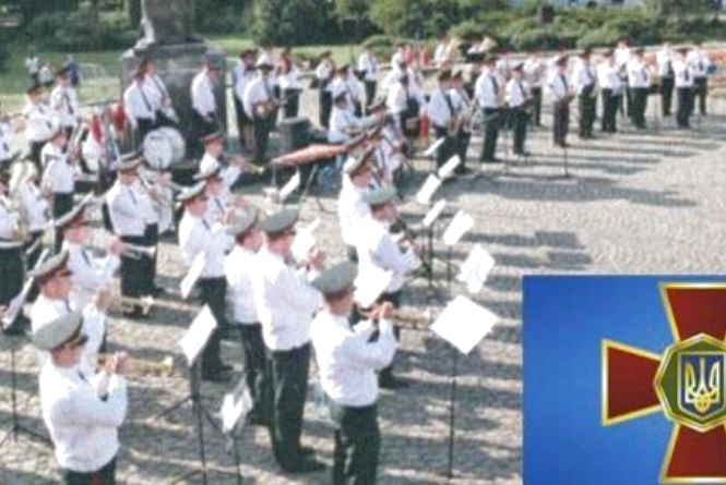 Всі на концерт оркестру Національної гвардії
