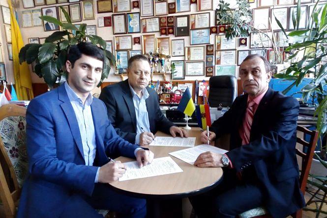 Обмін досвідом: козятинське  залізничне училище підписало нову угоду про міжнародну співпрацю