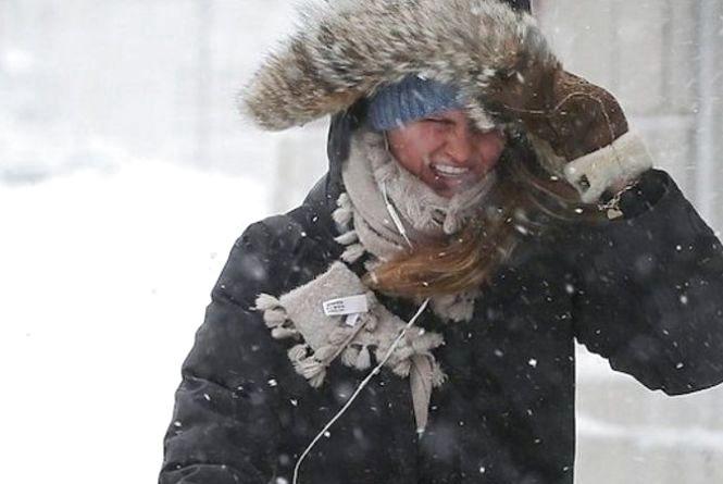 Циклон «Ігор» принесе мокрий сніг