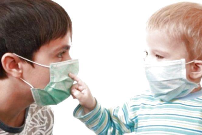 Кір зростає, ГРВІ — спадає, а грипу — немає