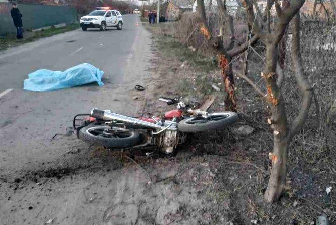 У Козятині загинув 34-річний мотоцикліст