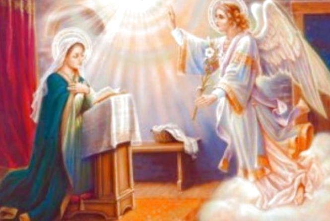 Сьогодні, 7 квітня — Благовіщення: про традицію та прикмети