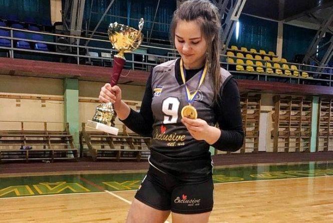 Наша Катерина Ващук - нове обличчя чемпіонату України  з волейболу