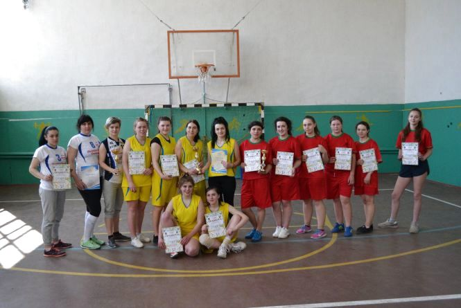Баскетбол: глуховецька команда перемогла