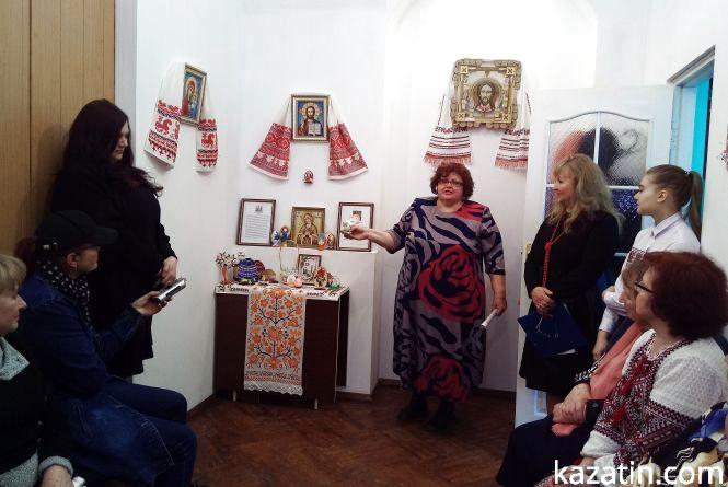 У Музеї відкрили виставку до Великодня