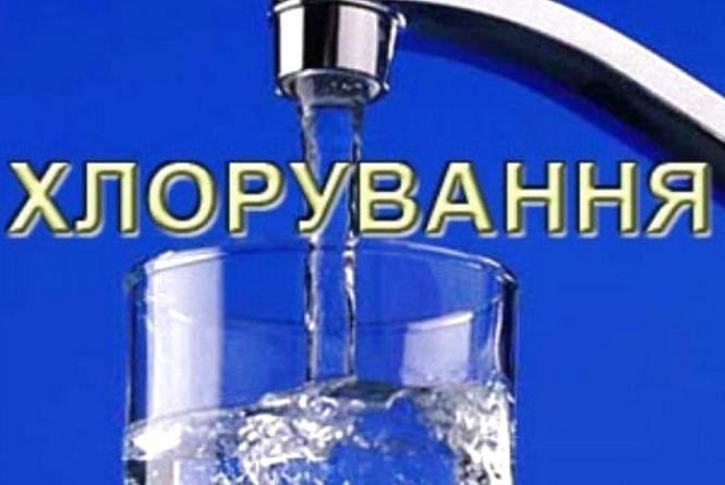 Коли у Козятині хлоруватимуть воду?