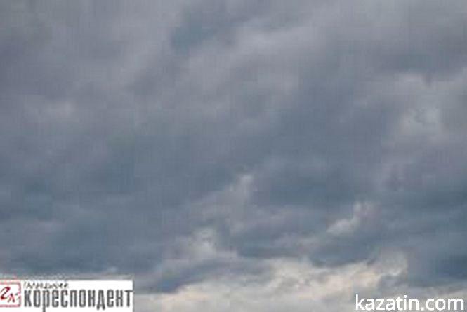 Сьогодні, 20 квітня, в Козятині без опадів
