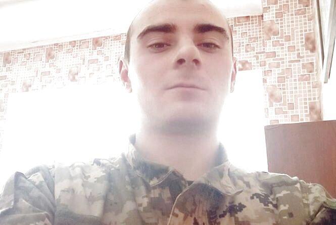 «Йому лише 24»: на війні загинув вінничанин Сергій Шандра
