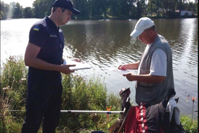 Рятувальники провели рейд на козятинських водоймах