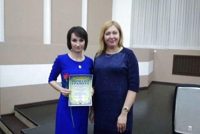У Вінниці відзначили козятинських медичних сестер