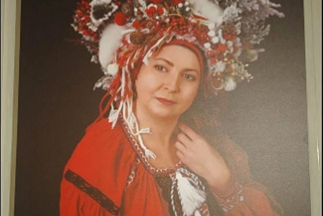Сильна духом: мати загиблого  козятинського бійця Вадима Наумова  — учасниця українського фотопроекту