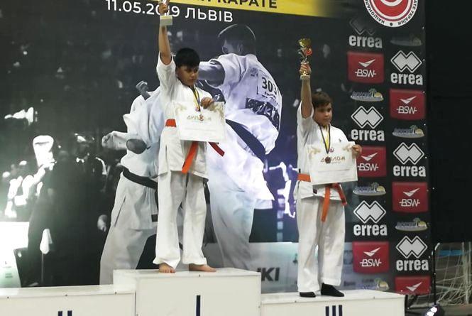 Досягнення: козятинчанин Тимур Коломієць — чемпіон України з кіокушинкай карате