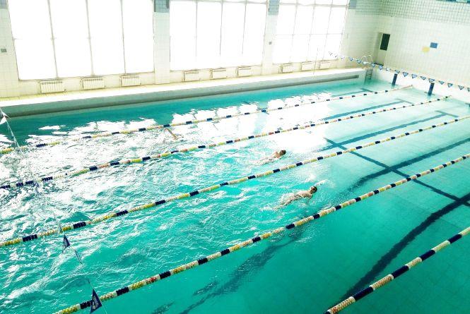 Козятин приймав чемпіонат області з плавання