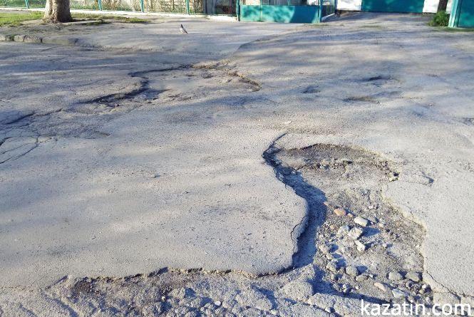 У Козятині ремонтуватимуть вулицю Підгорбунського