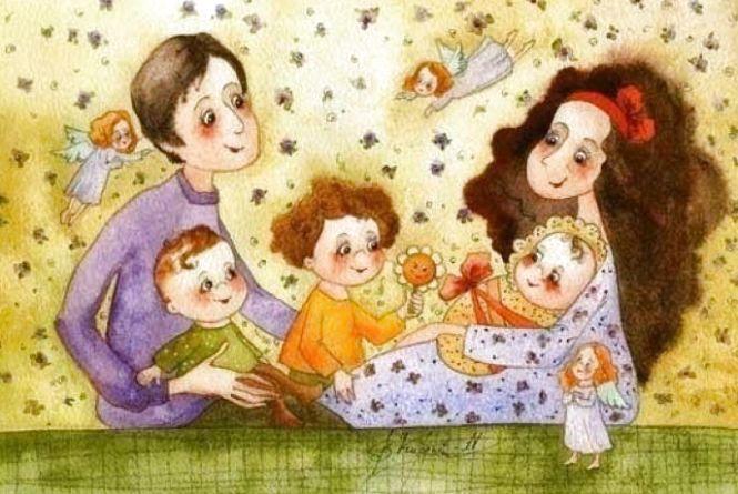 Сьогодні, 15 травня: Міжнародний день сім'ї