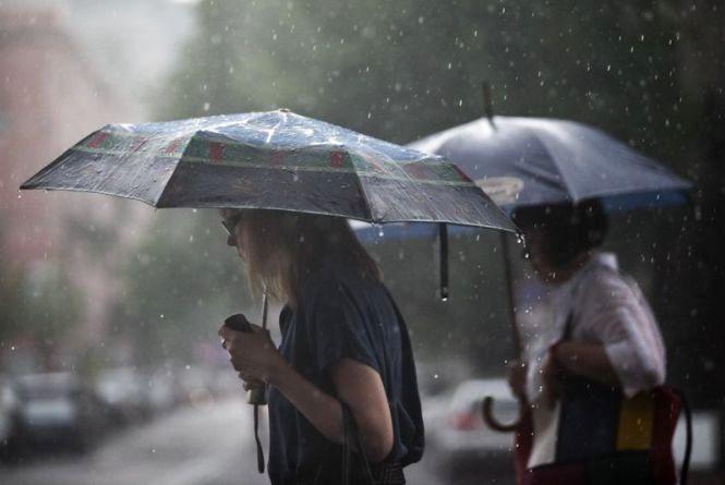 Про погоду на сьогодні, 21 травня: в Козятині — дощі