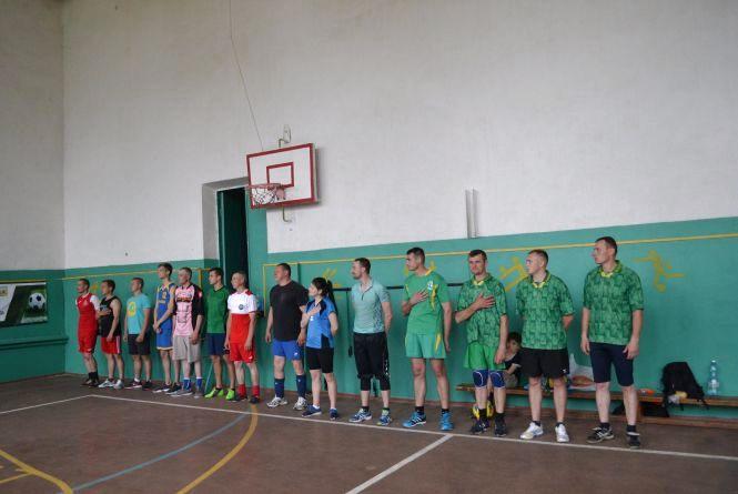 У Глухівцях зіграли турнір з волейболу пам'яті Богачука