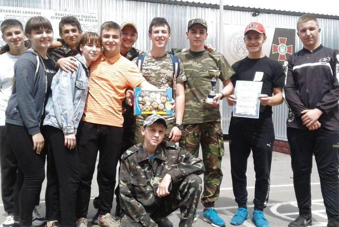 Обласний квест у військовій частині: козятинська «Молода Січ»виграла перше місце
