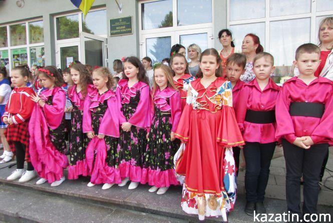 День захисту дітей в Козятині
