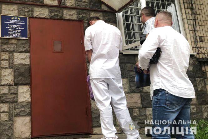 Поліція затримала вбивцю пенсіонерки з Махнівки