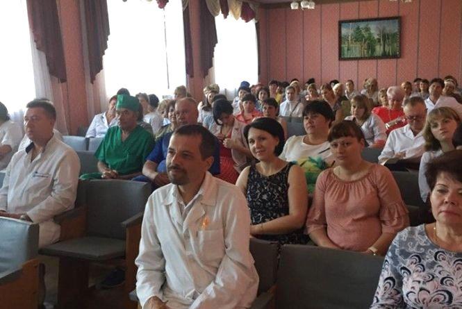 Вже святкують: козятинські медпрацівники в передчутті професійного свята