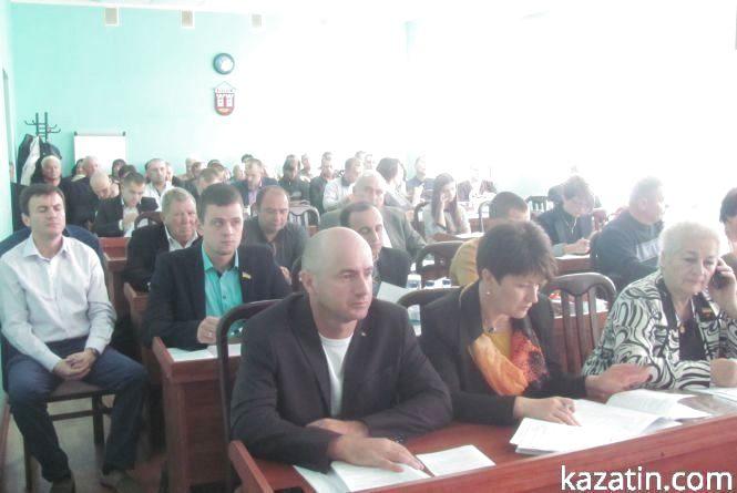 Про політику: сьогодні відбудеться чергова сесія козятинської міської ради