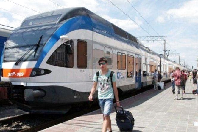 До Болгарії через Козятин: маршрут руху літнього потягу зі станції Козятин-1