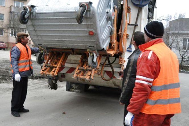 Про тарифи на послуги з вивезення твердих побутових відходів у Козятині