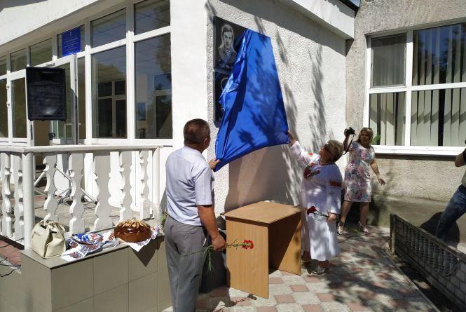 У Самгородку відкрили меморіальні дошки загиблим воїнам – афганцям