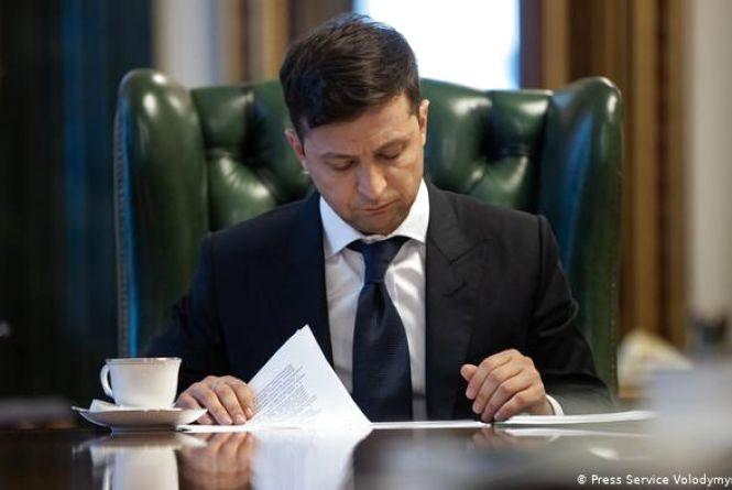 Зеленський скасував понад 150 указів попередніх президентів