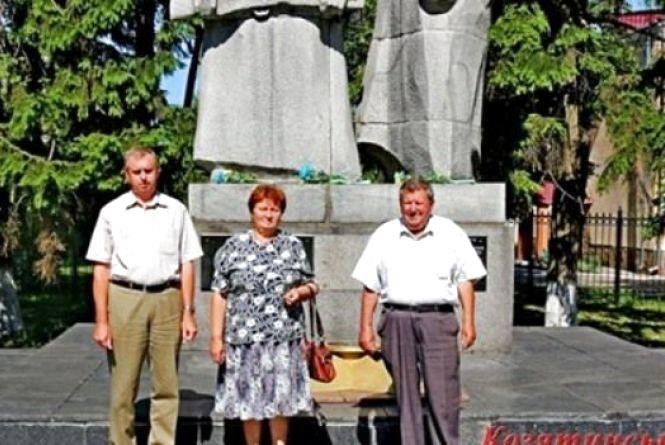 Пам'ятаємо: в Козятині вшанували жертв війни в Україні