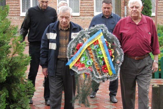 В Козятині вшанували воїнів, що загинули в липні 1941-го